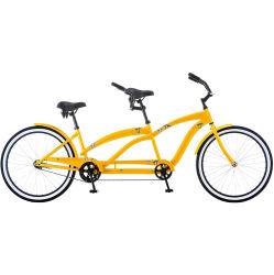 """26"""" de Velocidade Única bicicletas tandem de boa qualidade"""