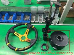 12V 7nm 80rpm 전자식 스티어링 모터 자동 스티어링 휠 농기계 자동 구동 시스템