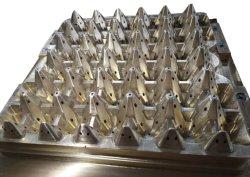 Resistencia a altas temperaturas de 30 equipos de embalaje de Molde de pasta de los huevos de molde de moldeo