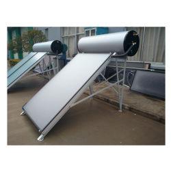 Riscaldatore ad acqua solare piatto compatto pressurizzato a piastra piatta da 300 l.
