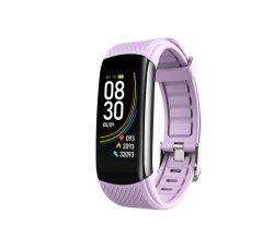 Качество Bluetooth с сенсорным экраном в полном объеме Smartwatch Пульсомер водонепроницаемая IP67 Smart браслет / подарок наручные часы / Smart смотреть