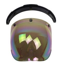 Obiettivo a tre pulsanti di Harley della bolla della fabbrica del motociclo diretto dello specchio retro con il blocco per grafici
