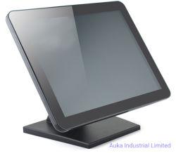 컴퓨터 전시를 위한 전기 용량 접촉 스크린을%s 가진 15 인치 LED LCD 모니터
