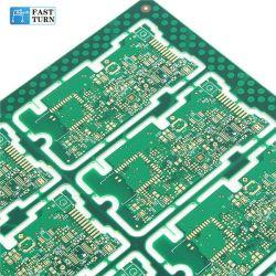 Delgado de 0,7 mm de Control de impedancia de giro rápido de Prototipos PCB
