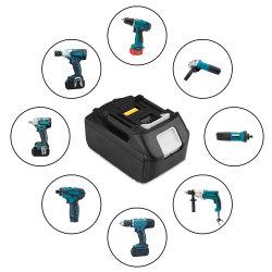 Batteria per utensili per Makita Bl1815 Bl1820 Bl1825 Bl1830 Bl1840 10 celle agli ioni di litio Bl1845 Bl1850 da 18V e 5000mAh