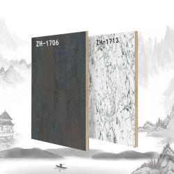 Novas cores de madeira brilhante Zhihua MDF UV de 2021