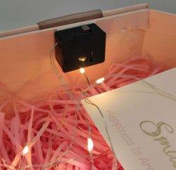 Novo Tipo de luz Luz da Caixa de presentes de Natal