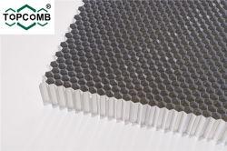 가벼운 알루미늄 허니콤 시트 허니콤용 내화성 알루미늄 허니콤 코어 패널