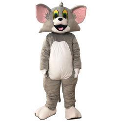 Kostuum Cosplay van de Kostuums van de Mascotte van de Douane van de Muis van de kat het Dierlijke