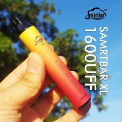 Smartbar-XL Dual Taste أفضل بيع بالجملة وبن القرد القابل للاستعمال مرة واحدة I Vape Electronic E Cigarette China