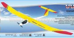 El ROC 2000 Electric R/C Modelo planeador