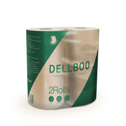 Fuboo 2ply 3ply Napkin рулона бумаги кухня ткани оптовой кухня рулона бумажное полотенце