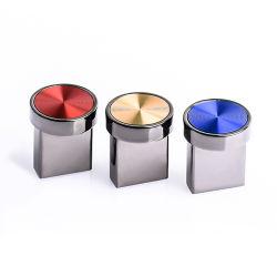 Mini Metall CD-ROM USB-Flash-Laufwerk Tragbare Werbegeschenk kann Kundenspezifisches Logo Business Geschenk Pen Drive USB-Disk