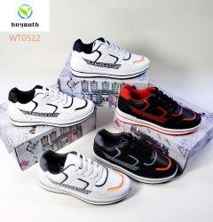 China 2020 stellte Schuhe heiße verkaufenschuh-Flyknit gesponnene obere beiläufige Schuhe Ys20-Wt0522 her
