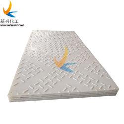 PET Straßen-Matten/zusammengesetzte UHMWPE Anlage-Matten/Bodenplastikschutz-Matte für Öl-und Gas-Bohrinsel