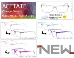 熱い販売の方法変更カラー準備ができた標準的なアセテートの目ガラスフレーム