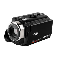 4K Digital Camcorder Camcorder met Infrared Shooting en 3-duim Capacitive Touch Screen 2880*2160 Resolution