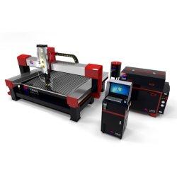Topkwaliteit CNC Waterjet snijmachine met 5 assen en hoge druk