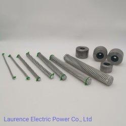 Британскому стандарту BS 215 алюминиевых проводников стальные усиленные (ACSR 100мм2)