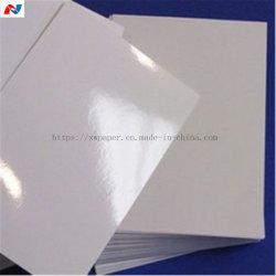 두 배는 박판으로 만들어진 서류상 장 70GSM 방수를 위한 PE에 의하여 편든다