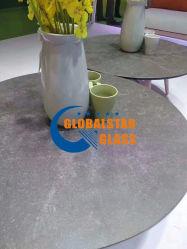 Maßgeschneiderte Hochtemperatur Temperierbar Glasierte Glasmalerei Dekoratives Glas
