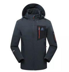100%년 폴리에스테 옥외 방수 방풍 겨울 남자 스포츠 재킷