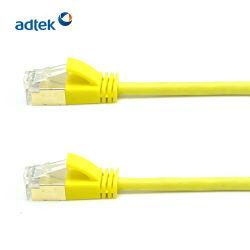 24AWG SFTP чистого Медная экранирующая оплетка сетевой кабель, лучшая цена Кабель UTP CAT5e кабель локальной сети
