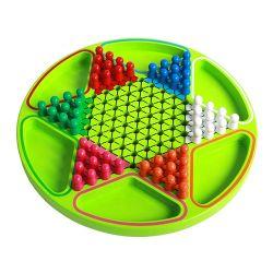 Болт с шестигранной головкой из дерева шашки и шахматы два в одном шахматном поле китайские шашки игры