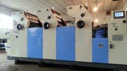 I colori di carta della stampatrice A2 3 hanno stampato in offset la stampatrice di Litho della stampante