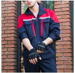 Comercio al por mayor mono de trabajo confortable y transpirable, trabajadores de la fábrica de ropa de trabajo