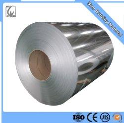 Galvanizado en caliente Aluzinc bobina de plancha de acero recubierto de zinc Roll hoja