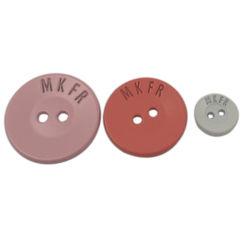 China Mufacturer barato 2 orifícios Metal Botão Sew