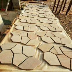 Sandstein-Ziegelsteine