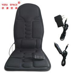 Décoration de voiture Accessoires de voiture 12V noir président le couvercle de chauffage de pliage multifonctionnelle auto voiture Coussin de siège massant