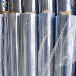 Claro Soft de PVC transparente flexible fuerte hoja de plástico flexible