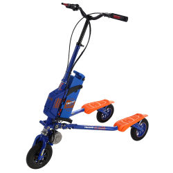 Scooter de cambrage électrique de 3CV des véhicules 24V de découpage de roue de Trikke 3 pour des enfants