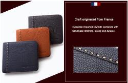 Fashion Designer Classic Wallet Men Real Leather Coin Beurzen