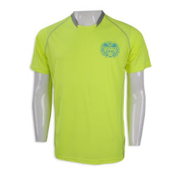 2019 ragazzi mettono la maglietta in cortocircuito americana dell'abito di disegno della maglietta di Fortnite del manicotto, lo spazio in bianco della maglietta dell'uomo, vestiti organici del commercio all'ingrosso