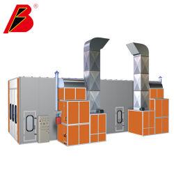 Cabine de peinture Big Bus Four de pulvérisation de luxe de la Chine haut de page une cabine de pulvérisation Bzb salle de peinture de marque du fabricant