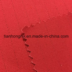 100%年の綿の物質的な耐火性の防水Oilproof Fr Antimosquitoファブリック