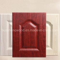 PVC-Folie Thermo MDF-Küche-Schranktür/Garderoben-Tür