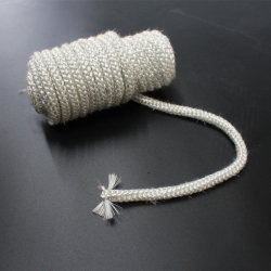 耐高温断熱ガラス繊維ニットロープ
