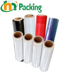 Fabrikant van de Film van de Rek van de Omslag PE/PVC van het Materiaal van de verpakking de Gegoten Plastic Beschermende Transparante
