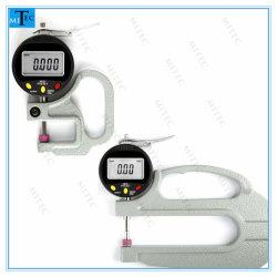 測定器のデジタル電子ダイヤルの厚さの表示器ゲージ0.001/0.01mm