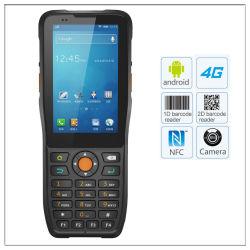 Android RFID NFC Octa-Core 4G Dispositivo PDA de Comunicação