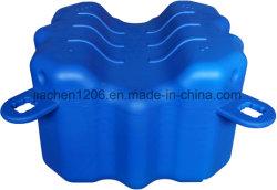 Bacino galleggiante usato bacino di plastica blu durevole del pattino del getto del pontone di galleggiamento