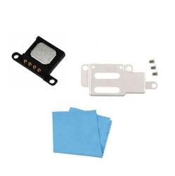 Большой запас наушник Accessori металлические ушной динамик наушник замены + кронштейн(держатель) + 3 винта для iPhone 6 4,7 A1549 (GSM), A1549 (CDMA), A1586, A1589