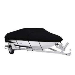 2 дуга Bimini верхней части крышки на лодке с задней штанге