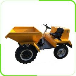 판매를 위한 중국 4X2 바퀴 빛 적재 능력 덤프 트럭