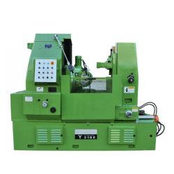Spurl engrenage pignon vertical de coupe le forçage de la machine pour l'engrenage à vis sans fin
